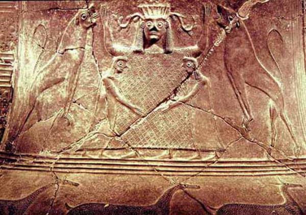 Богиня Лето Покров