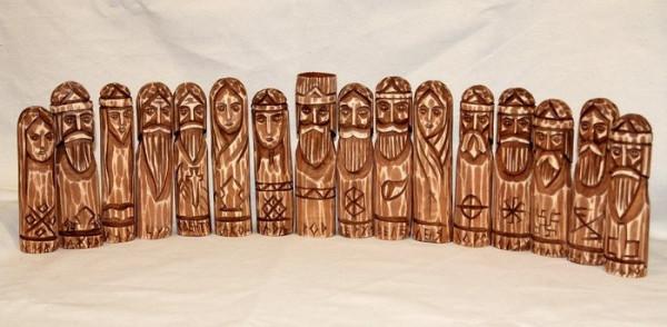 Азбука по славянской мифологии