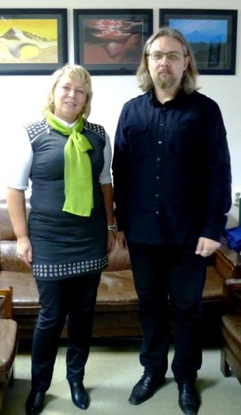 Слабинский и Кравченко, 18.11.2013-2