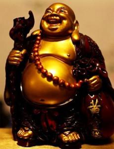 Будда Смеющийся Хотей
