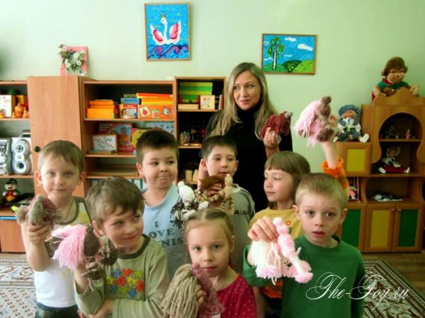 Гладкая Юлия Сивка Бурка-3