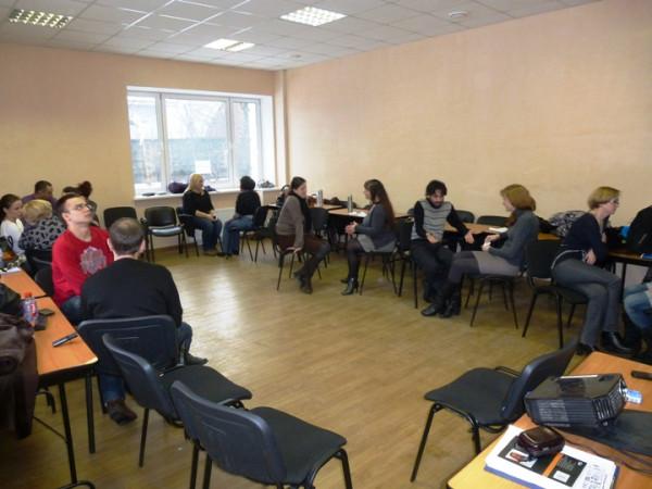 Позитивная психодрама Учебный центр Бехтерева 2014