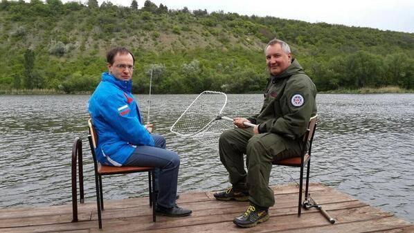 Мединский и Рогозин
