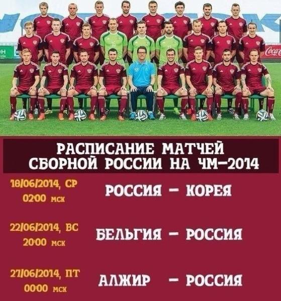 Футбол чемпионат мира 2014-1