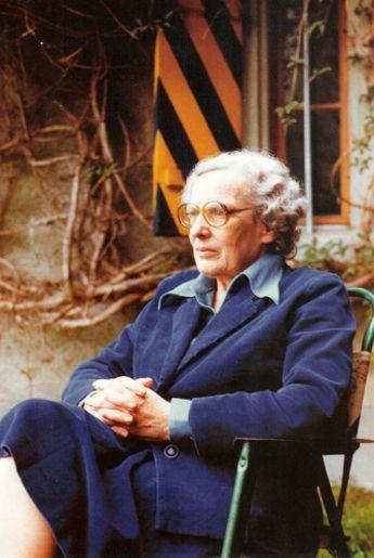 Мирия Луиза фон Франц
