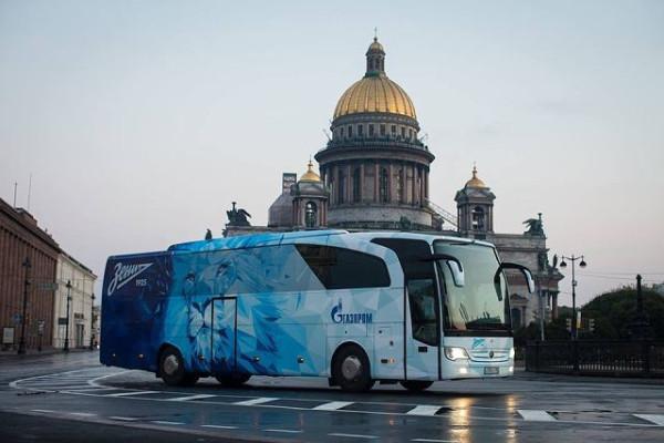 Зенит Петербург