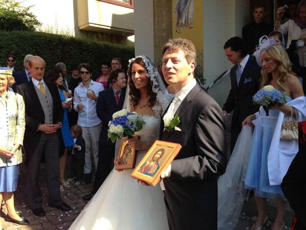 Князь Юрьевский свадьба