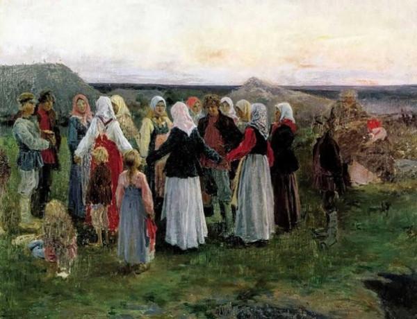 Свадьбы на Покров