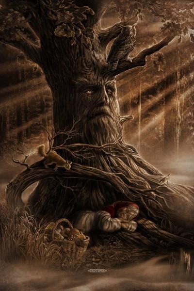 Игорь Ожиганов Утро в лесу