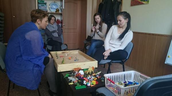 Владивосток песочная психотерапия
