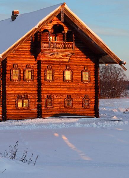 Дом крестьянина Яковлева, Русский Север
