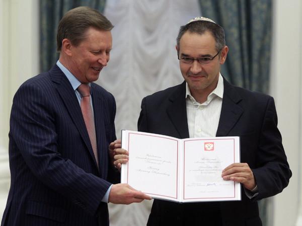 Антон Носик и Сергей Иванов