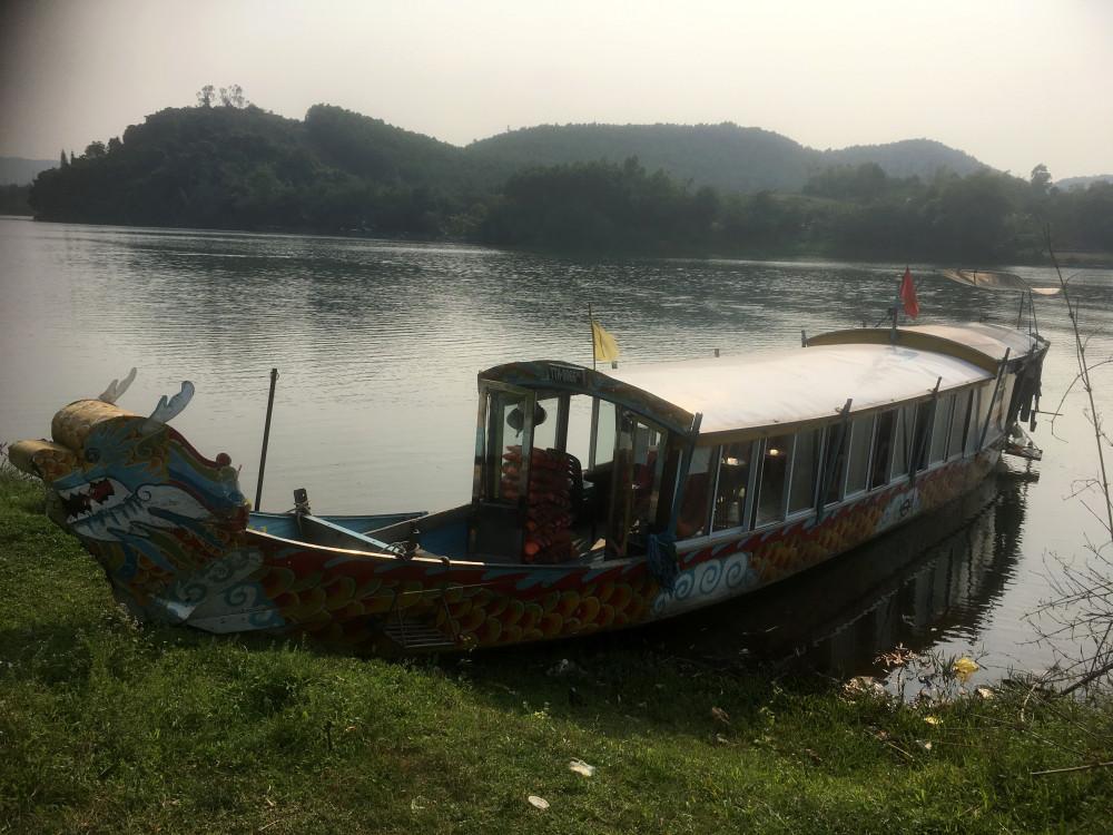 Дракон реки Хыонг