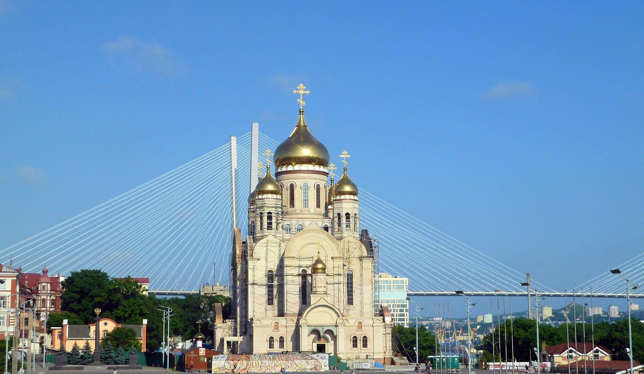 Владивосток парадоксальный
