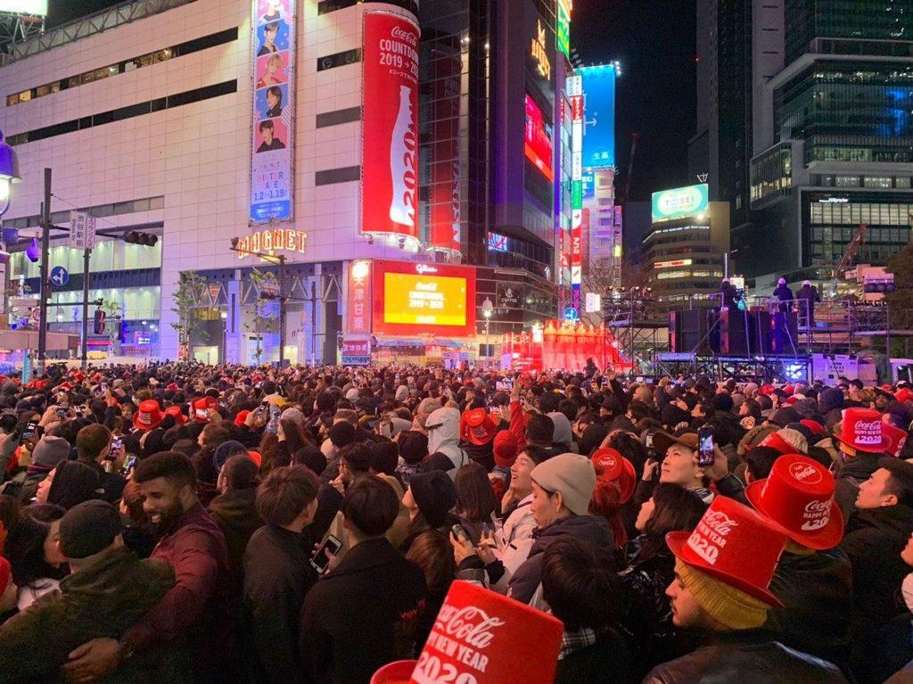 Токийский новый год