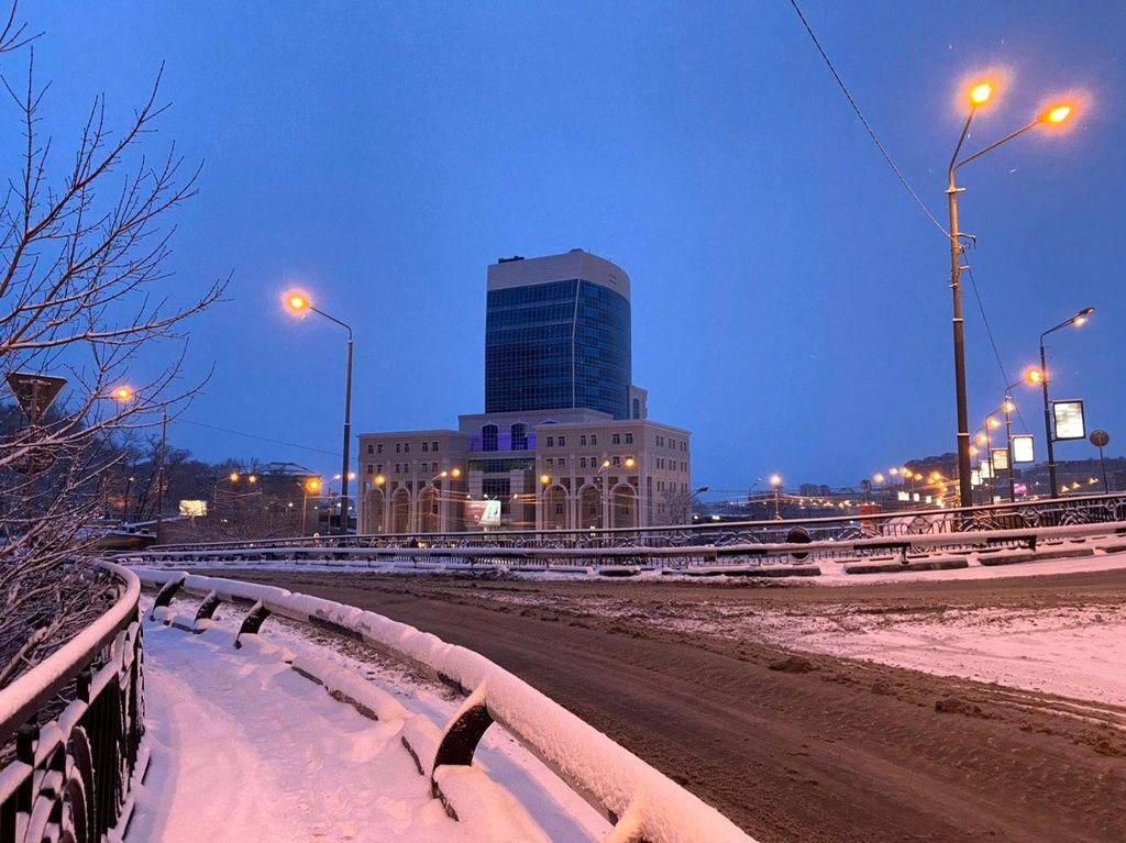 Последний день зимы