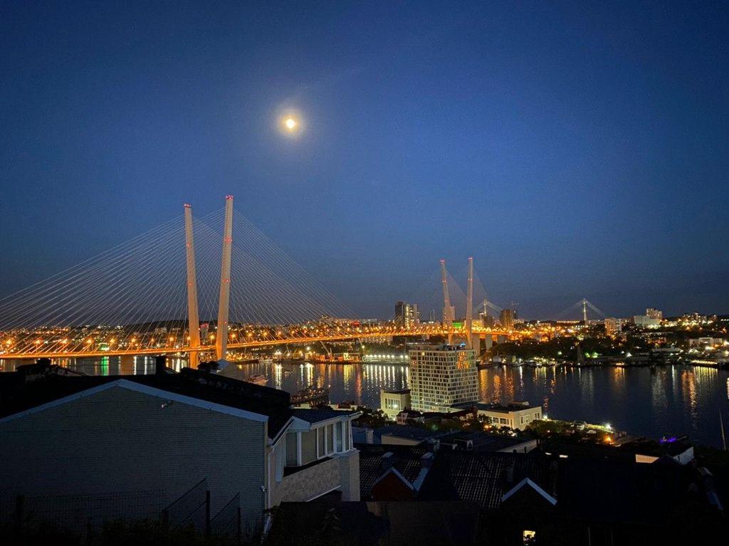 Вечерний Владивосток