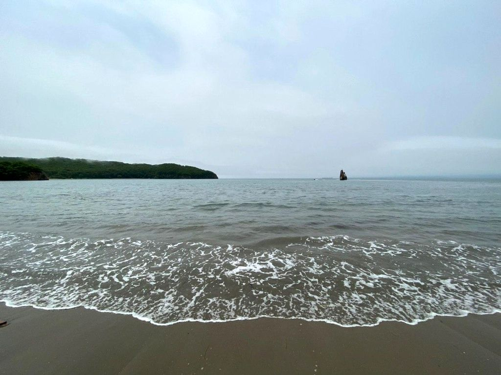 """Неспокойно синее море..."""