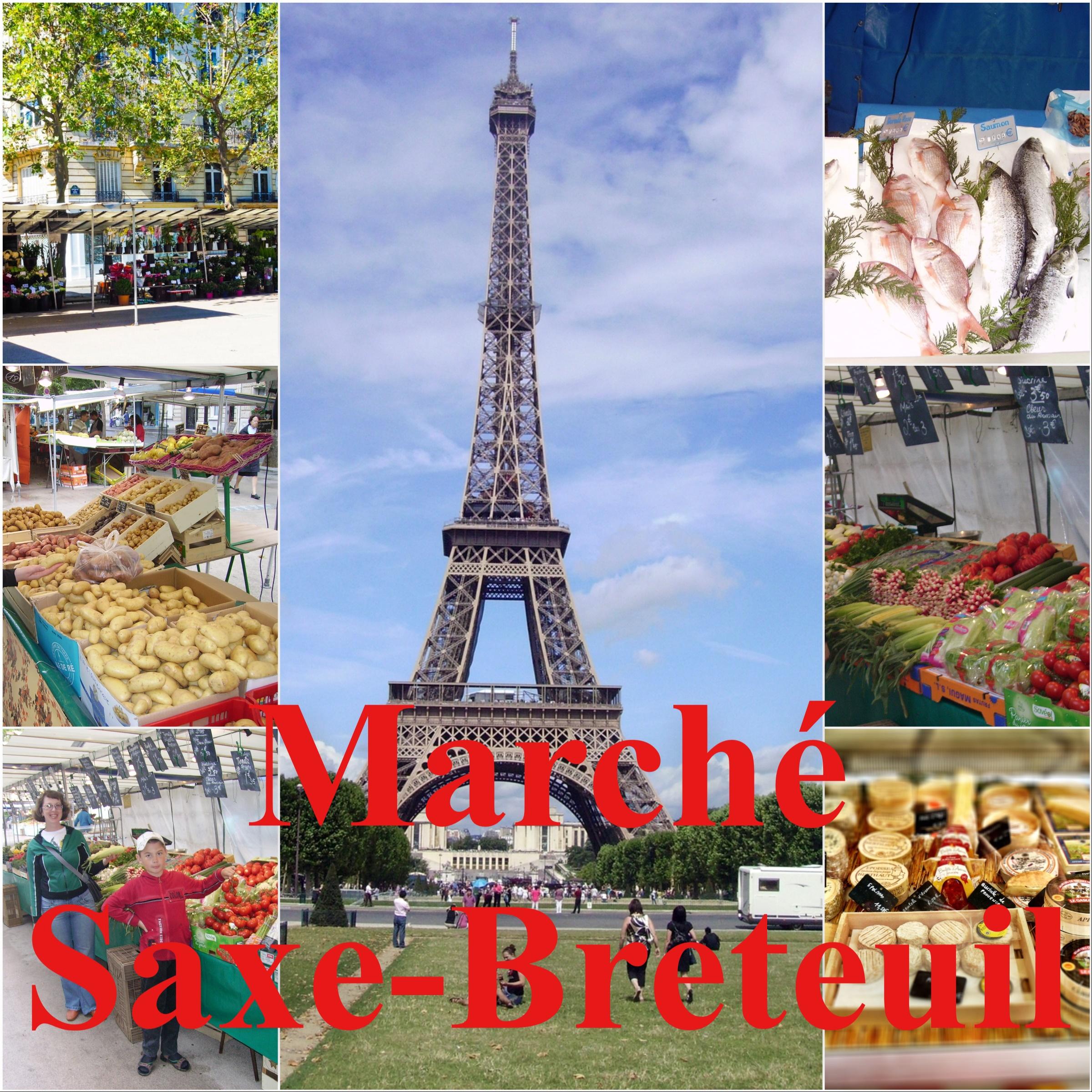 Marché Saxe-Breteuil