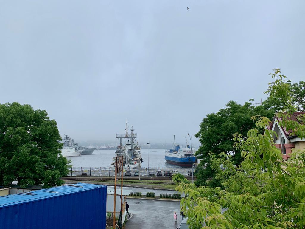 Прогулка по Корабельной набережной и Адмиральскому саду
