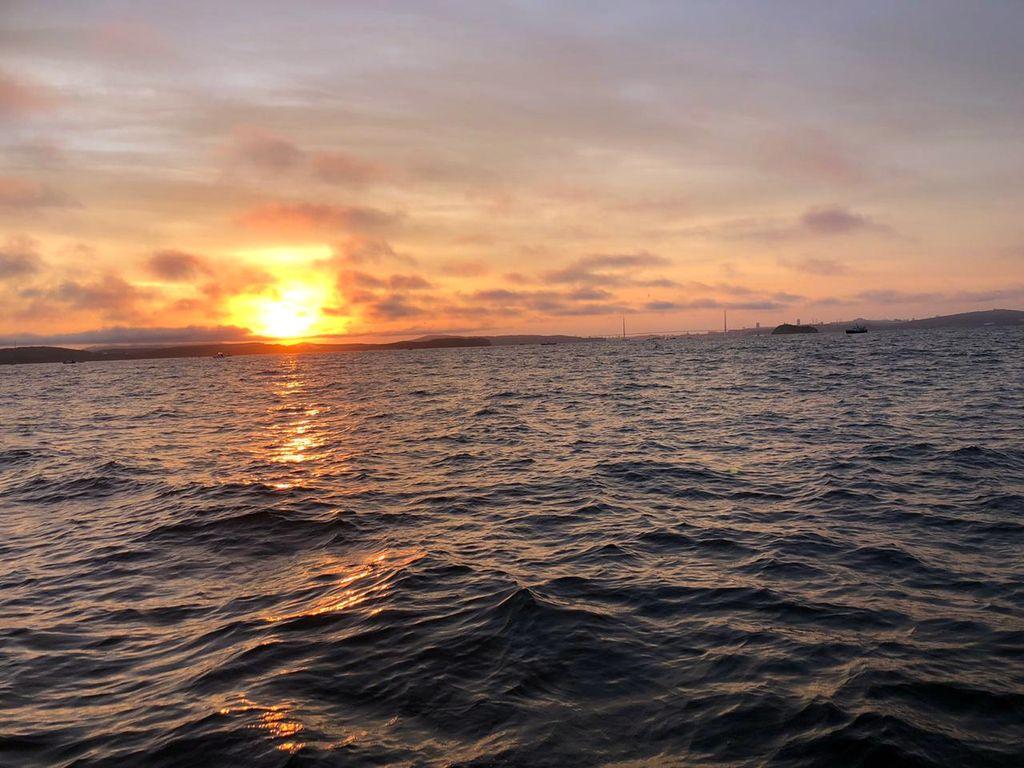 Утро после рыбалки