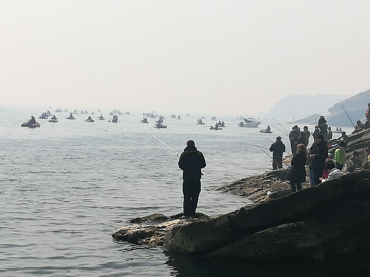 Информатизация общества и рыбалка