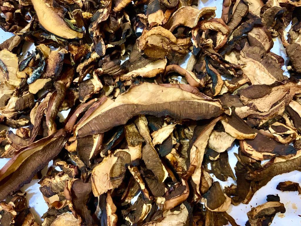 Спасение грибного урожая