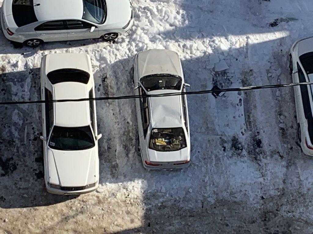 Ледяной шторм и его последствия