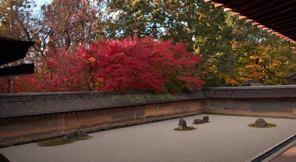 Осень в Киото