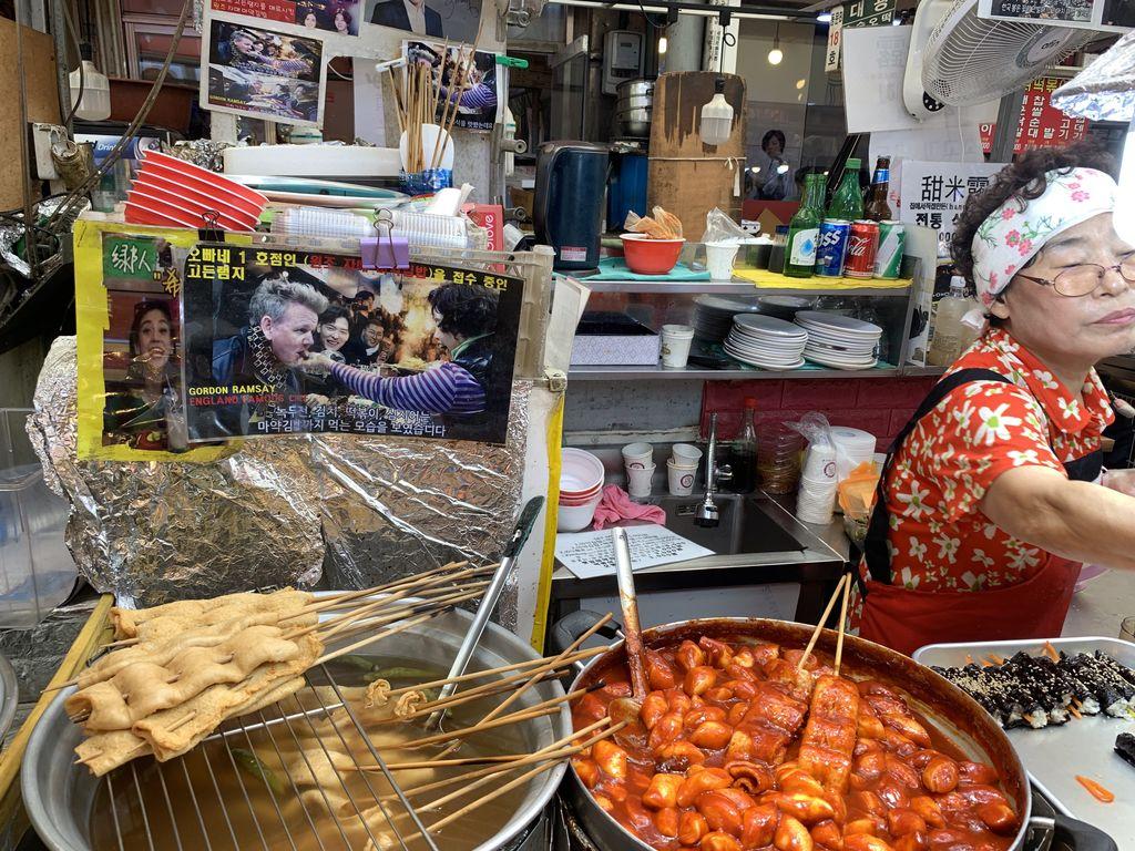 Fast Food рынка Тондэмун