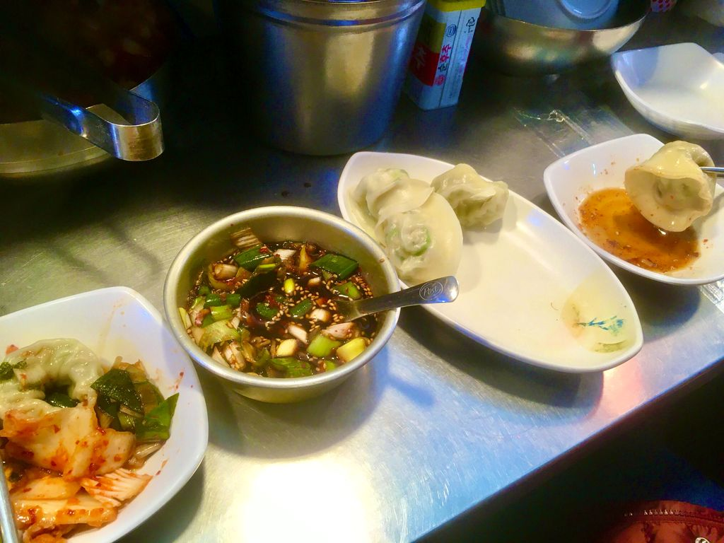 Перекус на рынке Чунбу
