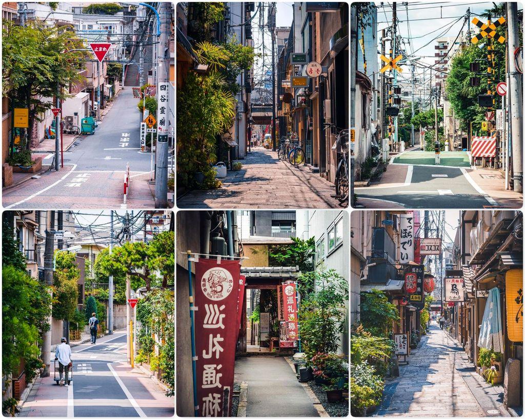 По тихим улочкам Киото