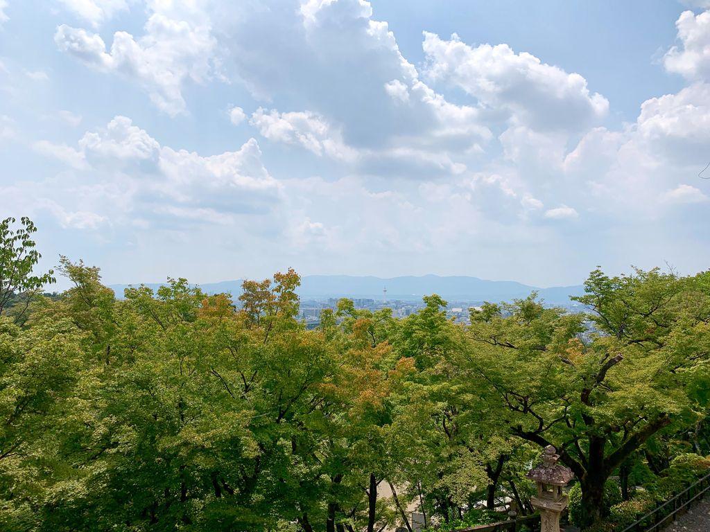 Небо Киото