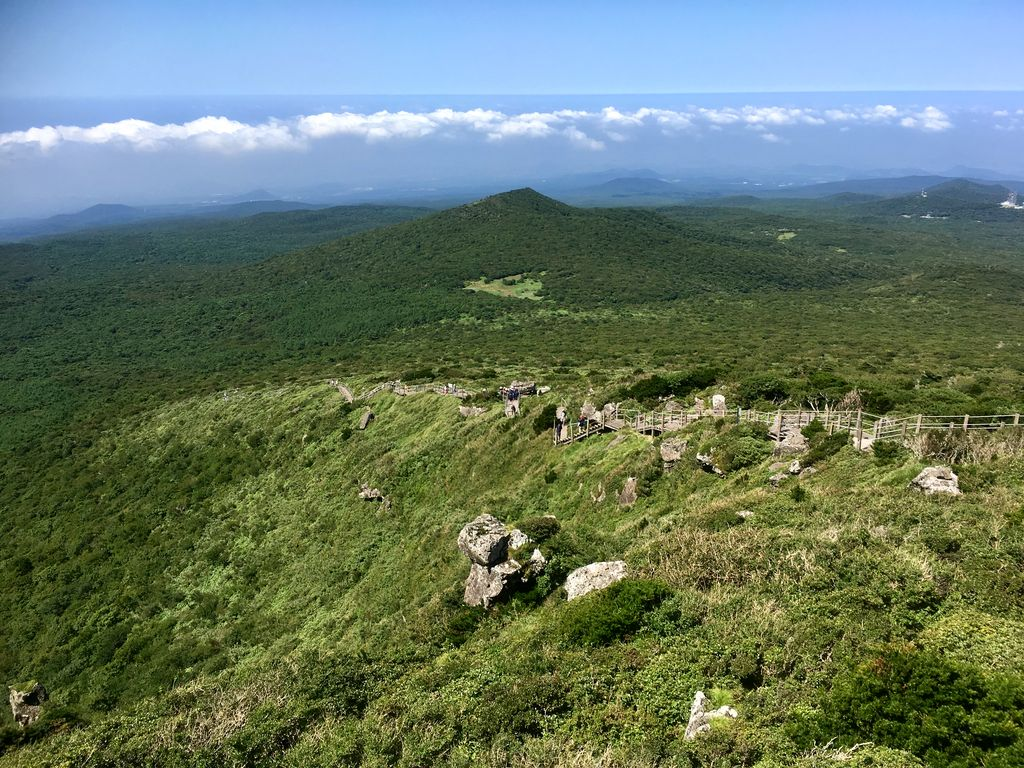 Гора Халласан