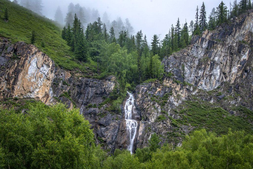 Поход на водопады