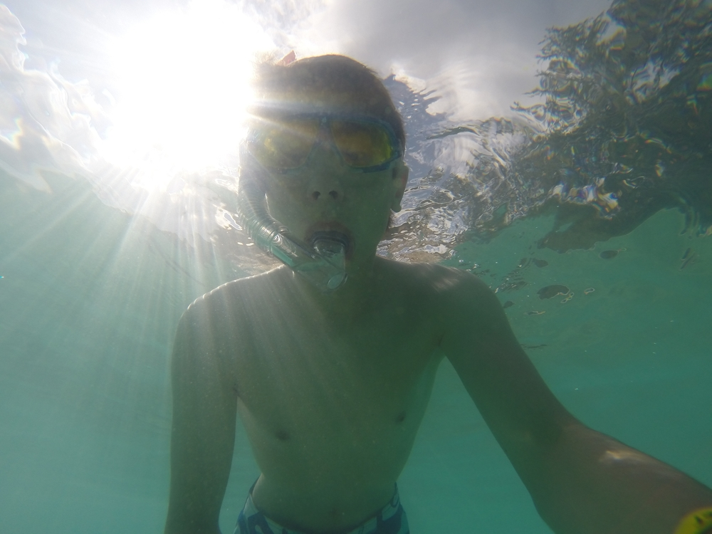 Взгляд из под воды