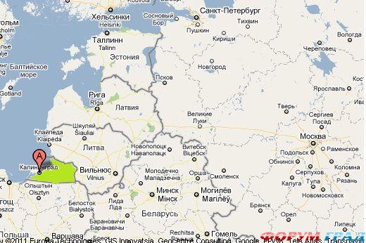 Калининградская область2