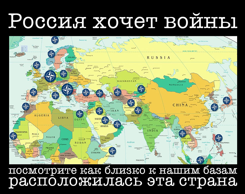 Базы НАТО