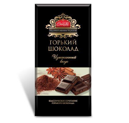 Как с горького шоколада сделать сладким