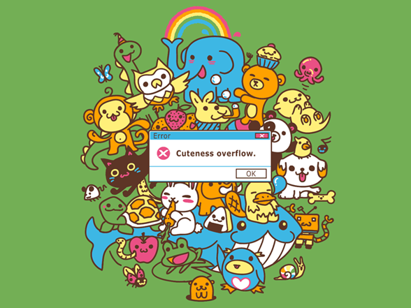 Error – Cuteness Overflow