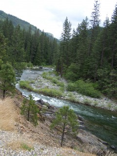 different part of Yuba River