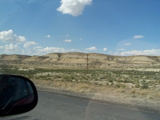 hills in Wyoming