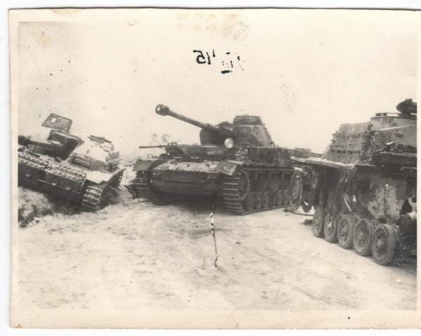 После разгрома фашистской германии дивизия в течение