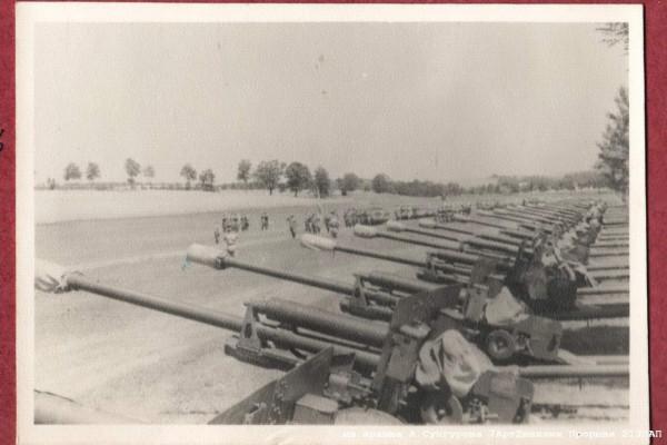 Артиллеристы-самоходчики 1448-го самоходного артиллерийского полка 9-й краснодарской пластунской дивизии