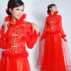 2013-Fashion-winter-Bride-Red-Long-sleeve-Married-Toast-Cheongsam-Wedding-Formal-Evening-Dress-Clip-Bridal