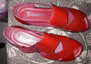 sandali-red