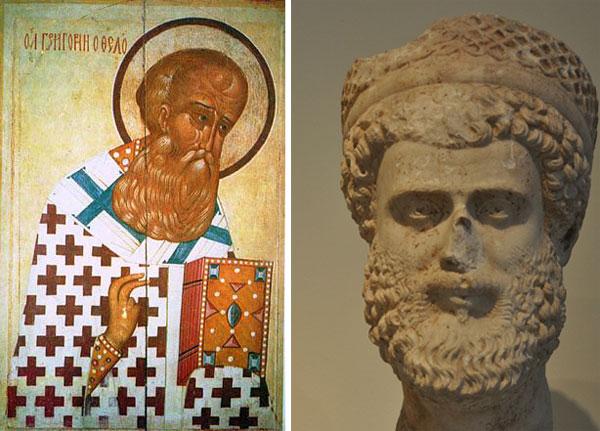 Св.Григорий Богослов vs император Юлиан Отступник