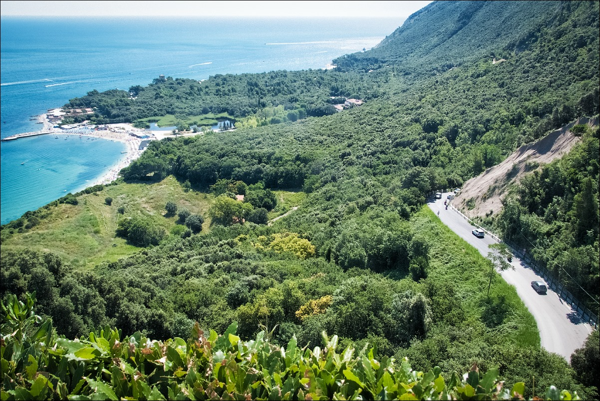 Ru Conero Park A Wonderful Region Marche Terraoko