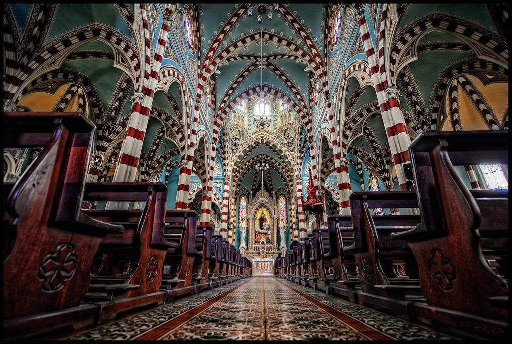 Iglesia de Nuestra Senora del Carmen, Bogota