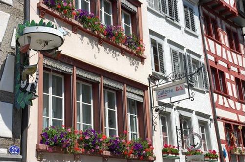 Fachwerkhaus St Gallen